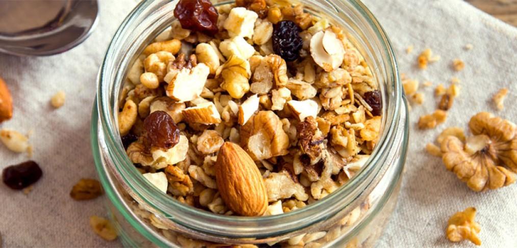 Como fazer granola caseira| Natural Brasil