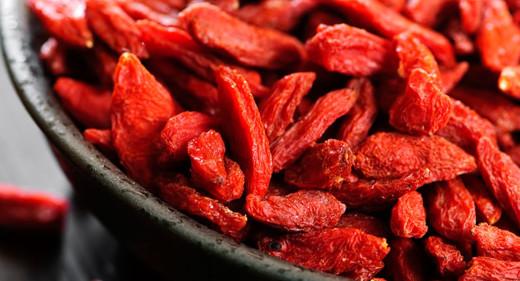 6 receitas com goji berry para emagrecer