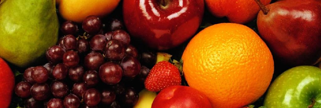 Banner polpas de frutas natural brasil