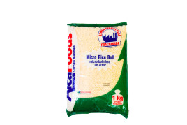 Micro rice boll
